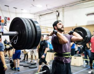 Matt McCloud, CrossFit Level 1 Coach