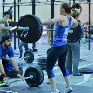 Stef Lapp, CrossFit Level 1 Coach