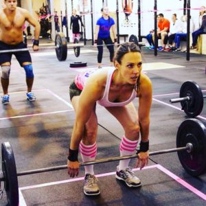Stephanie McFerren, CrossFit Level 1 Coach