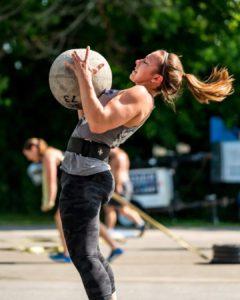 Jessica Ashbaugh, CrossFit Level 1 Coach